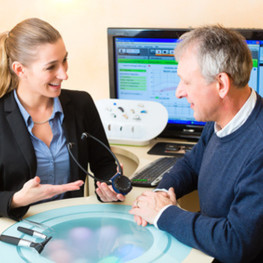 Vorbereitungslehrgang Lehrabschlussprüfung Hörgeräteakustiker/in