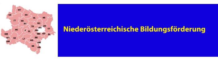 Niederösterreichische Bildungsförderung