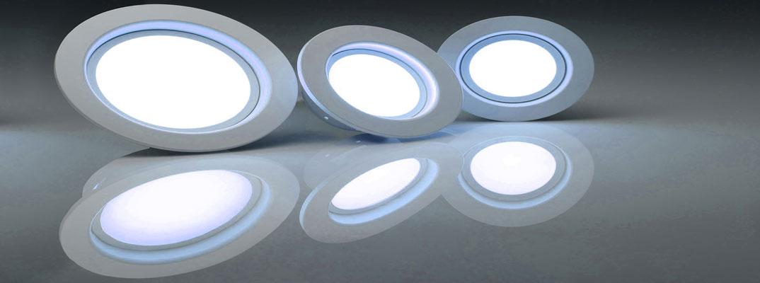 Beleuchtung Refraktionsraum