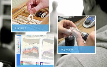 IntensivWorkshops: Brillenglasbestimmung, Otoplastik und Perzentilanalyse