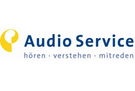 Audio Service Logo