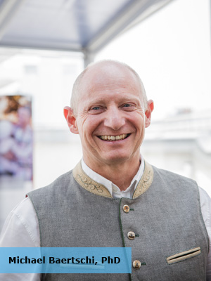 Michael Baertschi, PhD
