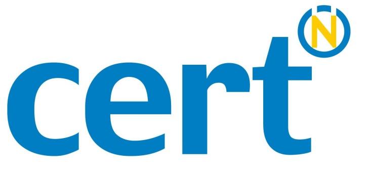 Logo CERT NÖ