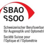 SBAO Logo Schweizerischer Berufsverband für Augenoptik und Optometrie