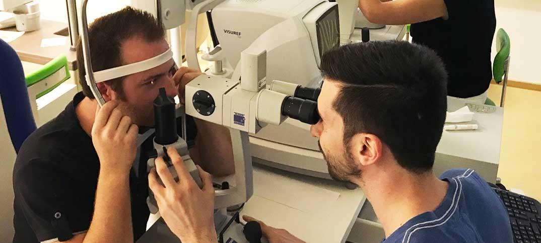 Vorbereitungslehrgang Augenoptik II