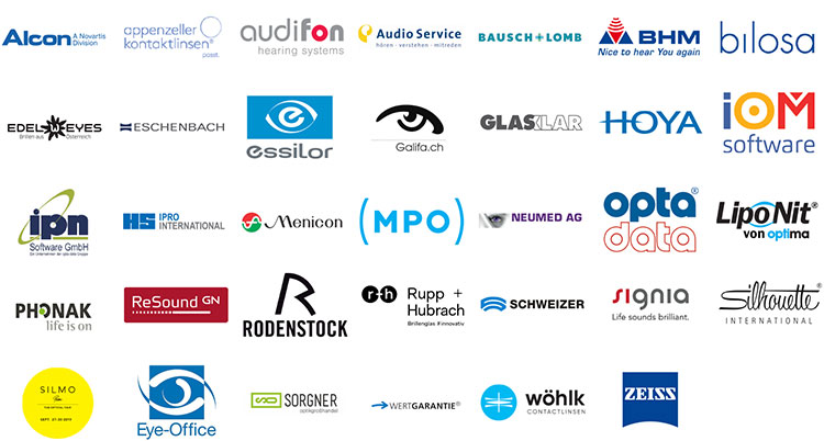 Industrieausstellung Messe Wien Augenoptik und Hörakustik
