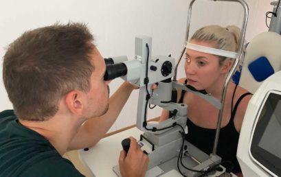 Vorbereitungslehrgang zur Meisterprüfung Augenoptiker im Jänner 2021