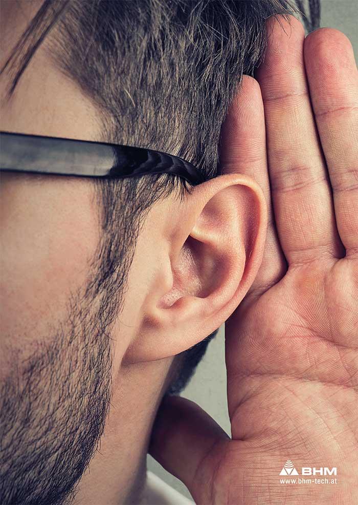 Die Manufaktur BHM entwickelt hochwertige Hörsysteme, die gänzlich in Österreich hergestellt und weltweit vertrieben werden