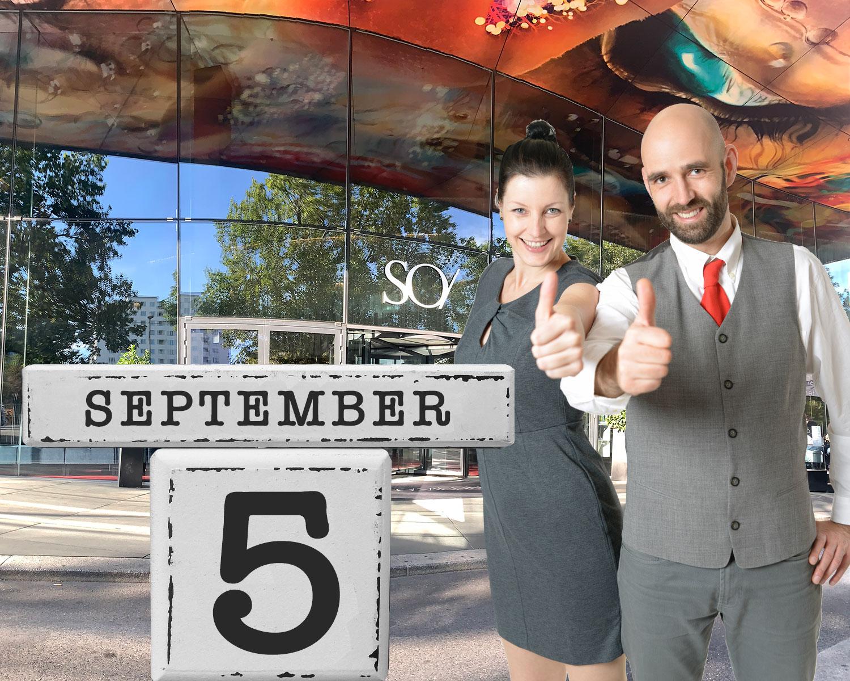 CoVID-19: OHI UPDATE 2020 findet am Samstag, den 5.September statt