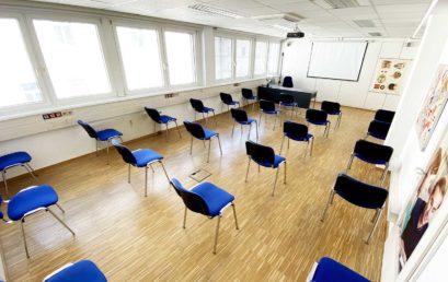OHI führt ab 15. Juni wieder Präsenzunterricht durch