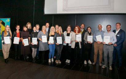 Feierliche Verleihung der European Qualification in Optics